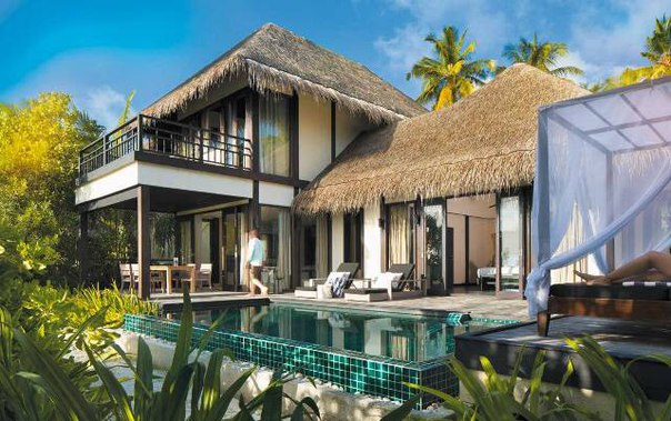 Новый отель The Outrigger Konotta Maldives Resort